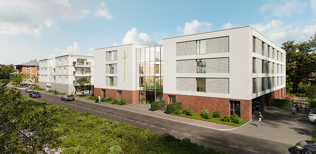 Neubauprojekt Coburg