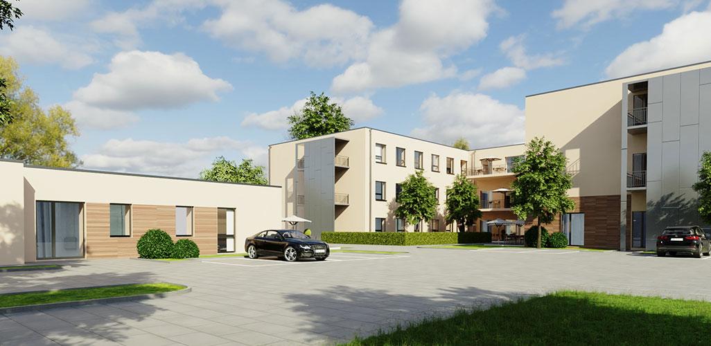 Neubauprojekt Durlangen